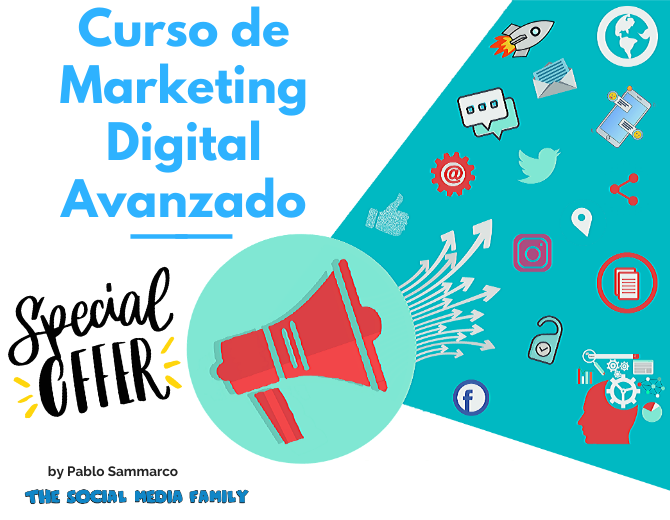 Curso de Marketing Digital Avanzado para el sector turístico