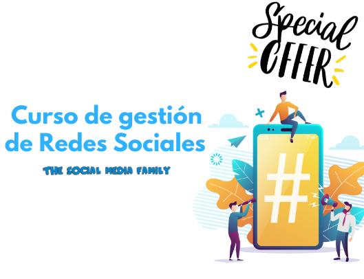 Curso de gestión de Redes Sociales
