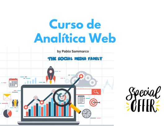 Curso de Introducción a la Analítica Web