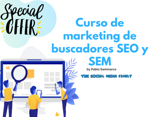 Curso de Introducción al Marketing de Buscadores SEO y SEM