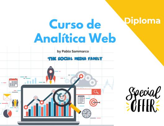 Diploma del Curso de Introducción a la Analítica Web