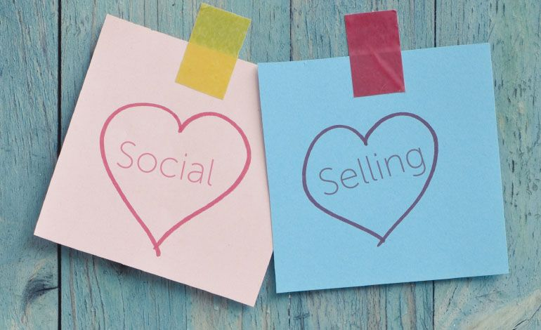 social-selling-love