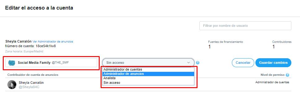 Captura Twitter ads dar acceso a cuenta_4