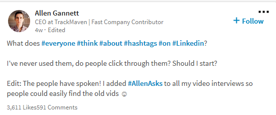 allen-garret-post-linkedin-hashtags