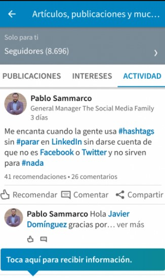 captura-hashtag-linkedin-movil
