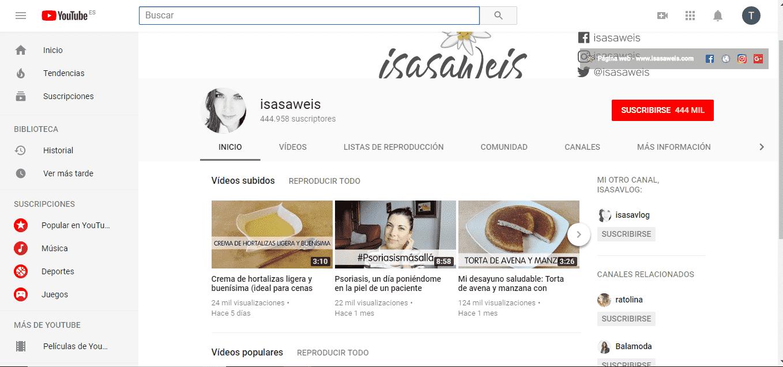 pantallazo-isasaweis-youtube