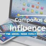 Campañas con influencers