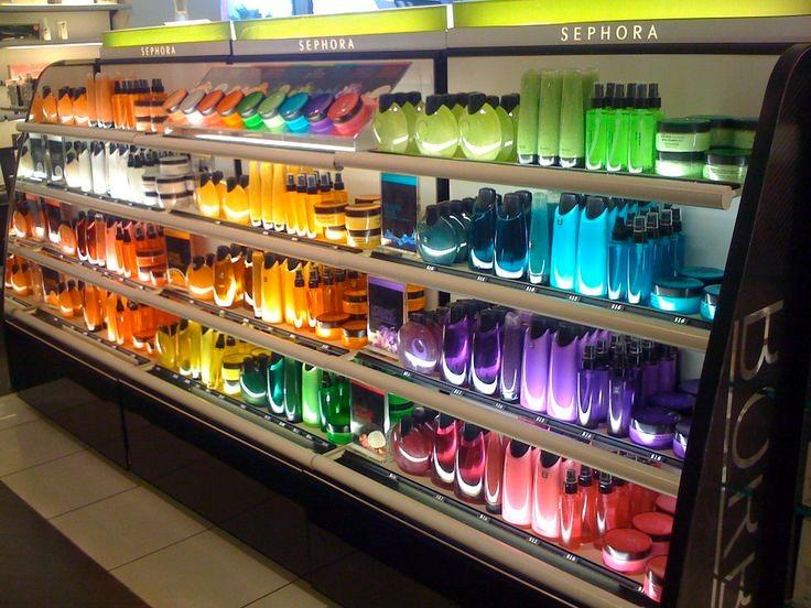 merchandising color