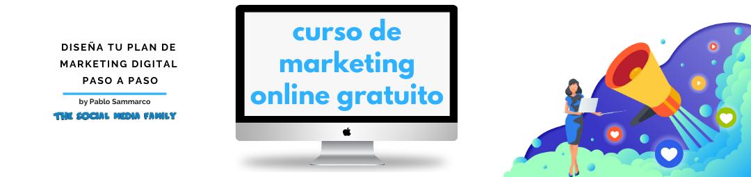 Curso de marketing online gratuito