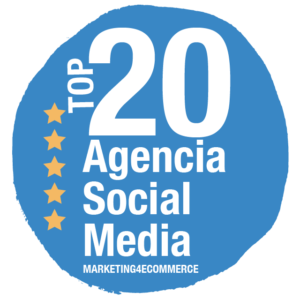 TOP 20 Agencias de Social Media